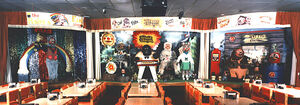 Rock-afire Explosion stage