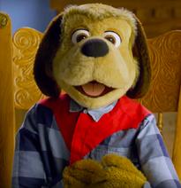 Rockstar Jasper puppet (2017-)