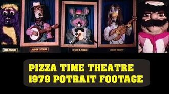 Pizza Time Theatre 1979 Kooser Rd Portrait Footage