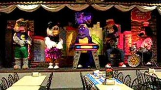 Munch's Make-Believe Band Go To Chuck E. Cheese