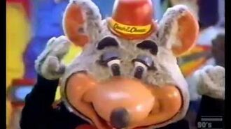 Chuck E Cheeses Commercial 1994