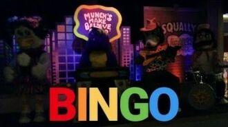 "🐕 Animatronics ""BINGO"" LIVE (2018) 2-Stage Chuck E. Cheese's"