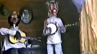 CEI's Confederate Critter Show Rare Footage 1989