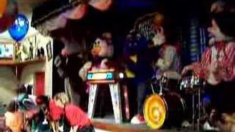 The Chuck E. Cheese Band Performing, Part 3
