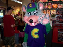 Chuck E Costume