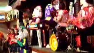 The Chuck E. Cheese Band Performing, Part 2