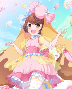 Candy Lapin Ver 3