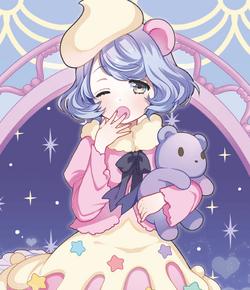 Cream Teddy