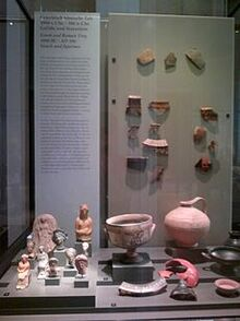 Vessels and figurines from Troy