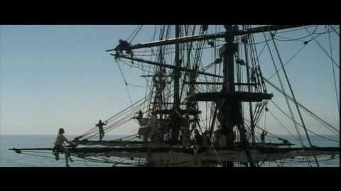 Show the Colours HMS Terpsichore promotion video