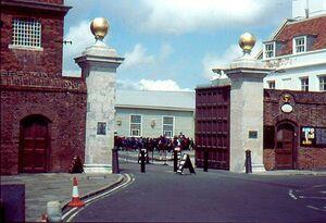 Portsmouth Dockyard gate2