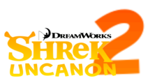 Shrek UnCanon 2 logo
