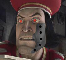 Cyborg Farquaad