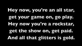 All Star - Smash Mouth -Lyrics-