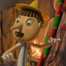 Pinocchio Wikishrek Fandom