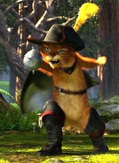 El Gato Con Botas Shrek Wiki Fandom