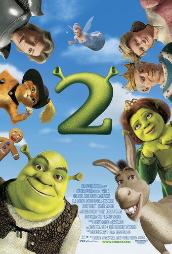 Shrek 2 Wikishrek Fandom