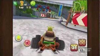 Shrek Kart™ - iPhone Gameplay Trailer