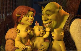 Shrek Wikishrek Fandom