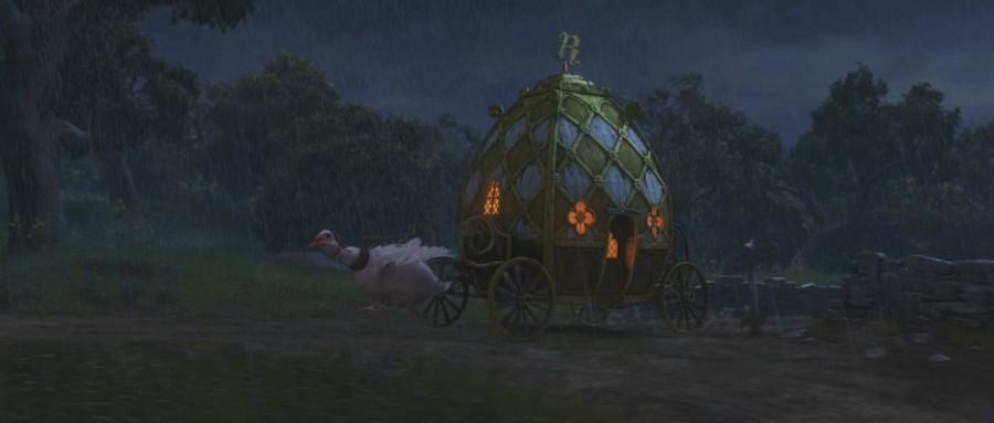 Rumpelstiltskin S Carriage Wikishrek Fandom Powered By