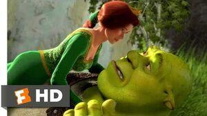 Shrek (2001) - Love in the Air Scene (7-10) Movieclips