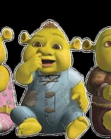 Ogre Triplets Wikishrek Fandom
