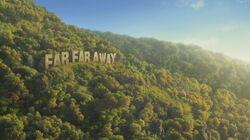 Far Far Away Sign Shrek