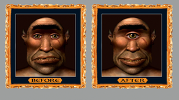 Cyclops portraits
