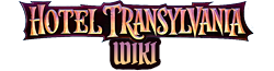 Hotel Transylvania wordmark