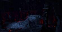 Spooky hall