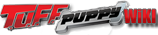 T.U.F.F. Puppy wordmark