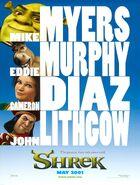 Shrek Poster 01