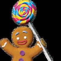 Gingerbread Man Wikishrek Fandom