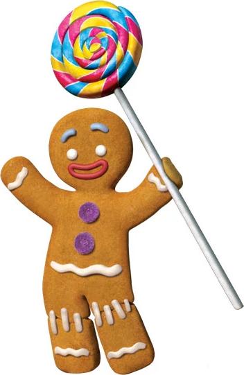 Gingerbread Man Wikishrek Fandom Powered By Wikia