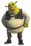 Shrek-render