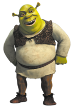 Shrek-render