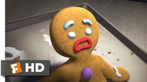 Shrek (2001) - Do You Know the Muffin Man? Scene (2-10) Movieclips