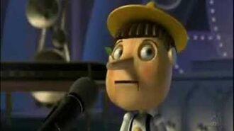 Mr. Roboto - Pinocchio