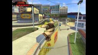 Shrek's Pro Skater