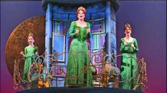 Shrek the Musical-I know it's today