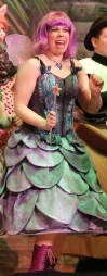 3rd version of the Fairy Godmother In Shrek the Musical