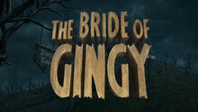 Brideofgingy