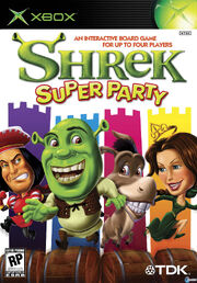 Shrek super party 343792-1-