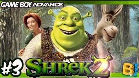 Shrek 2 Detonado parte 3 Gameboy Advance