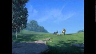 Shrek - I'm on my way