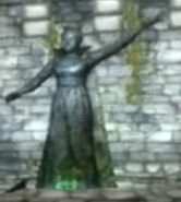 Statue of the Evil Queen