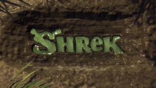 Shrek 1 Title Screen
