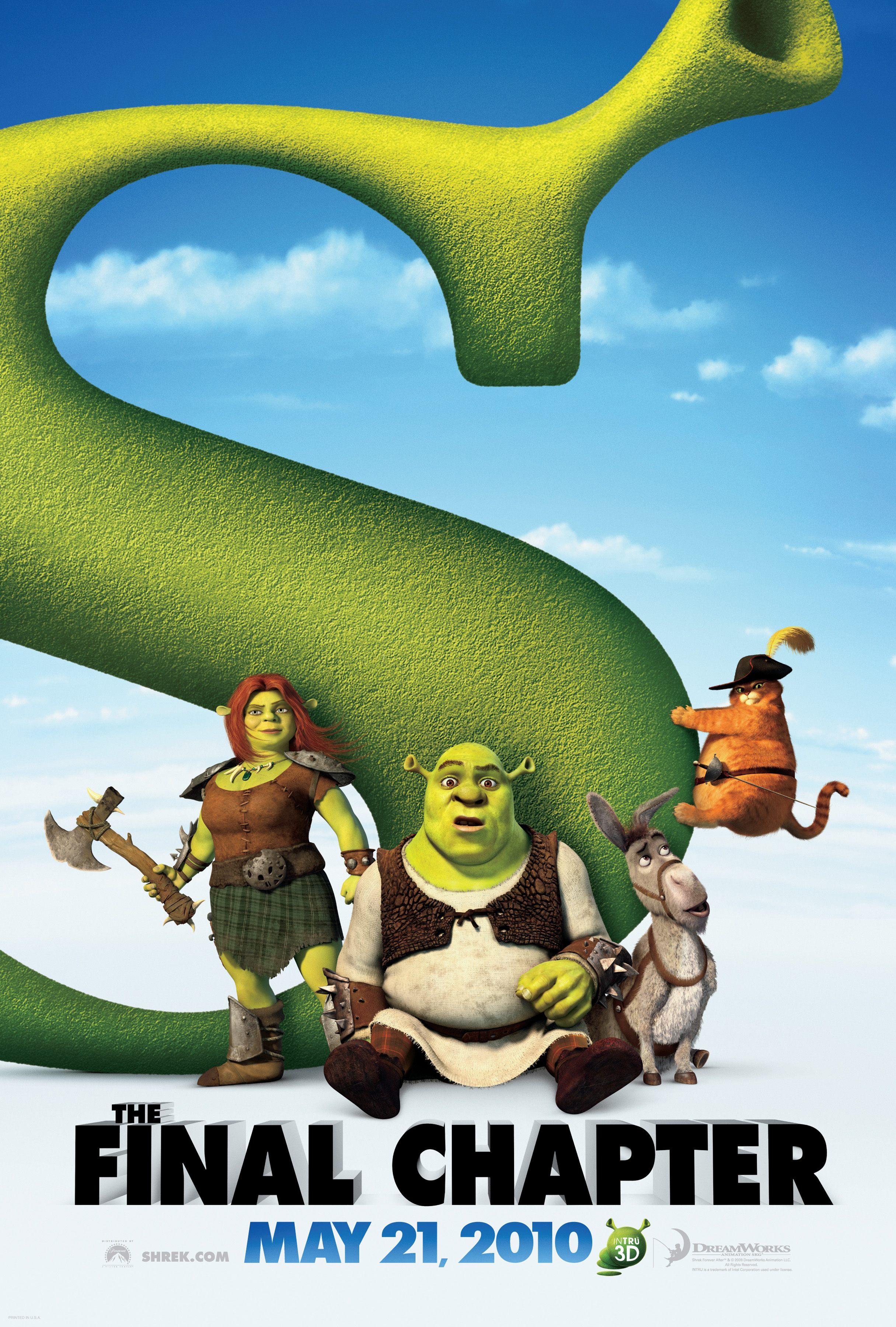 Shrek Forever After Wikishrek Fandom Powered By Wikia