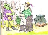 Shrek!oldwoman