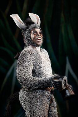 Shrek the Musical Donkey